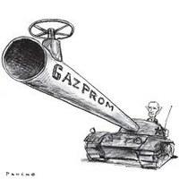 LA MARCIA DI GAZPROM AL CENTRO DELL'EUROPA