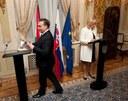 VICINO IL VIA AL CORRIDOIO NORD-SUD DELL'UNIONE EUROPEA