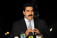 Venezuela: Chavez promuove Nicolas Maduro
