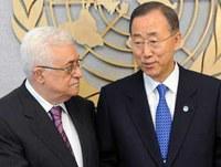 Oggi l'ONU riconosca la Palestina come Stato osservatore