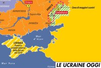 In febbraio ripresi gli scontri: a che punto è la guerra in Ucraina?