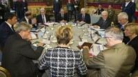 Al Consiglio supremo di difesa Mattarella autorizza l'intervento militare italiano in Libia