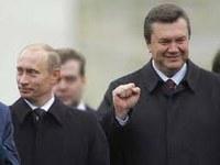 JANUKOVYCH PORTA L'UCRAINA VERSO LA RUSSIA. E' GELO CON L'UNIONE EUROPEA