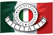 FILITALIA ITALIA ALLA PRIMA RIUNIONE NAZIONALE